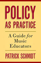 Policy as Practice Book Cover