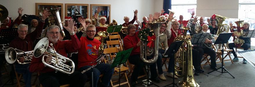 Tuba Christmas.Tuba Christmas London Tuba Christmas Western University