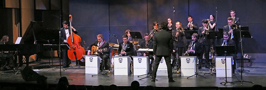 Jazz Ensemble - Don Wright Faculty of Music - Western University