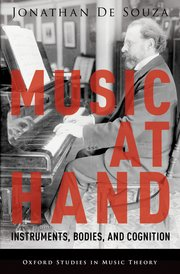 Music at Hand book cover